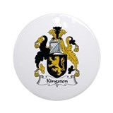 Kingston Ornament (Round)