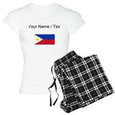 Custom Philippines Flag Pajamas