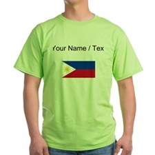 Custom Philippines Flag T-Shirt