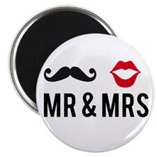 Mr and Mrs Magnets