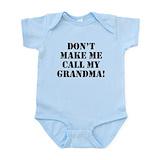 Call grandma Bodysuits
