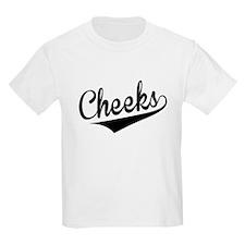Cheeks, Retro, T-Shirt