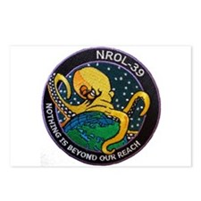 NROL-39 Program Logo Postcards (Package of 8)