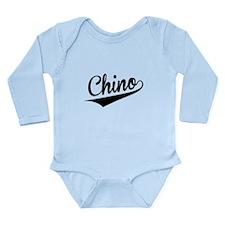 Chino, Retro, Body Suit