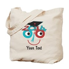 Customize Funny Grad Dude Tote Bag