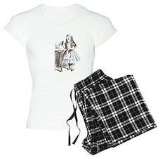 Alice in Wonderland drink me Pajamas