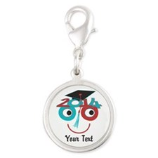 Customize Funny Grad Dude Charms