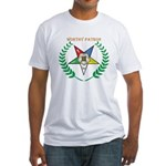 OES Worthy Patron Fitted T-Shirt