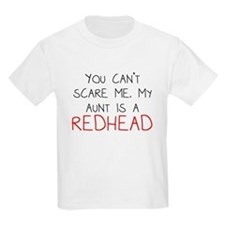 My Aunt Is A Redhead T-Shirt