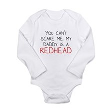 My Daddy Is A Redhead Body Suit