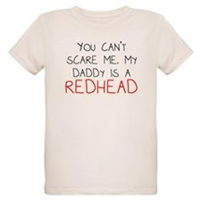 My Daddy Is A Redhead T-Shirt
