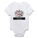 City Of London Infant Bodysuit