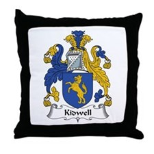 Kidwell (Wales) Throw Pillow