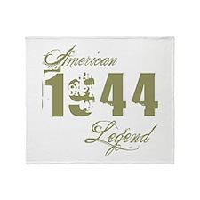 1944 American Legend Throw Blanket