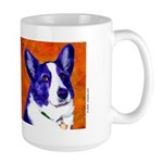 Welsh Corgi Large Mug