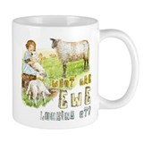 Ewe Looking Sheep Mug
