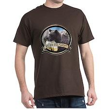 Can you skin Griz bear hunter T-Shirt