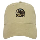 Can you skin Griz bear hunter Baseball Cap