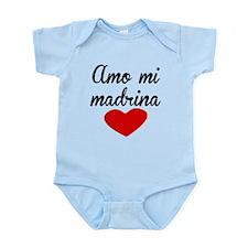 Amo Mi Madrina Body Suit