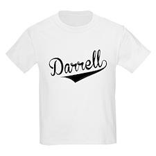 Darrell, Retro, T-Shirt