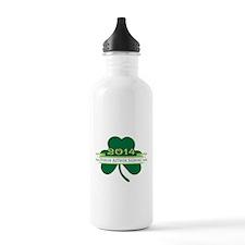 Dublin Author Signing Logo Sports Water Bottle