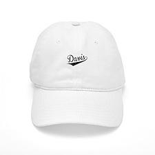 Davis, Retro, Baseball Baseball Cap