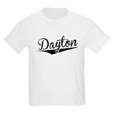 Dayton, Retro, T-Shirt