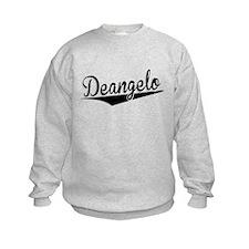 Deangelo, Retro, Sweatshirt