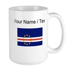 Custom Cape Verde Flag Mugs