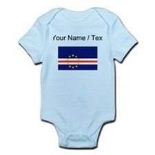 Custom Cape Verde Flag Body Suit