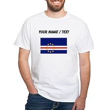 Custom Cape Verde Flag T-Shirt
