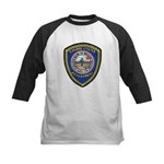 Indio Cabazon Police Kids Baseball Jersey