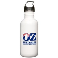 Australia (OZ) Water Bottle