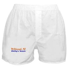 Wildwood Philly's Beach Boxer Shorts