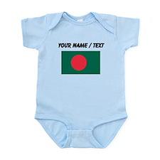 Custom Bangladesh Flag Body Suit