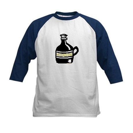 Moonshine Kids Baseball Jersey