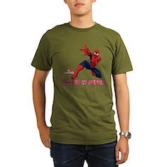 Spider-Man Super Super Men's Tshirt