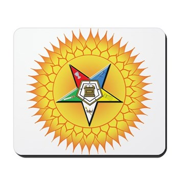 OES In the Sun Mousepad