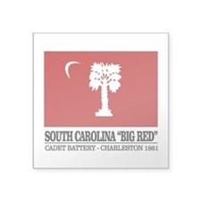 South Carolina Big Red Sticker