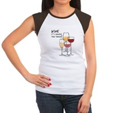 Wine Its cheaper than therapy T-Shirt