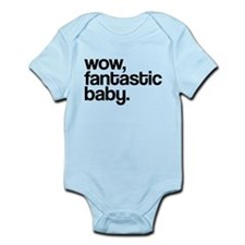 Wow Fantastic Baby Body Suit
