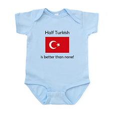 Half Turkish Body Suit