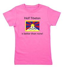 Half Tibetan Girl's Tee