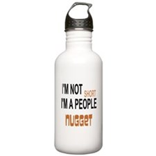 PEOPLE NUGGET FUNNY Water Bottle