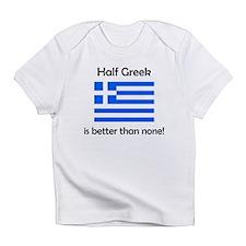 Half Greek Infant T-Shirt