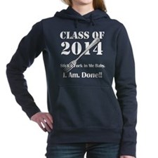 Class of 2014 Women's Hooded Sweatshirt