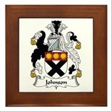 Johnson II Framed Tile
