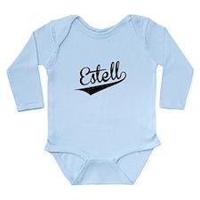 Estell, Retro, Body Suit
