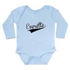 Everette, Retro, Body Suit