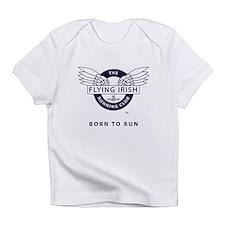 Cute Flying irish Infant T-Shirt